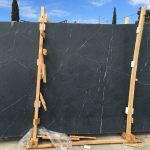 Black soapstone for countertops/paramountmarble.com